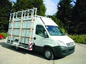 Glazing Van Installsure Corporate Division